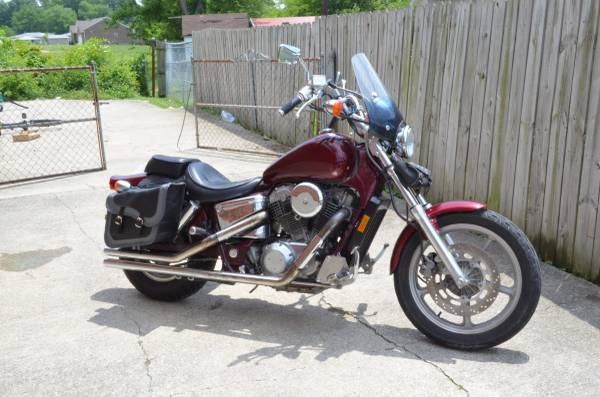 Photo 1988 Honda Shadow (sold) - $800 (Elizabethtown)