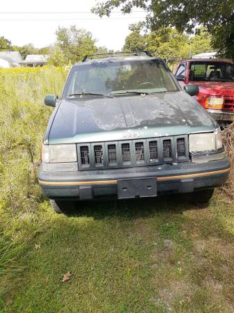Photo 1994 Jeep Cherokee - $1,000 (Big Clifty)