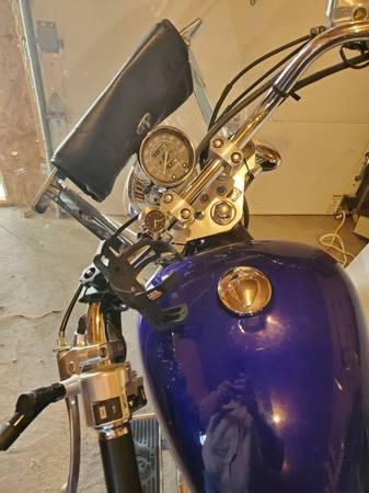 Photo 2005 Honda Shadow for sale or trade - $3,200 (Beaver Dam)