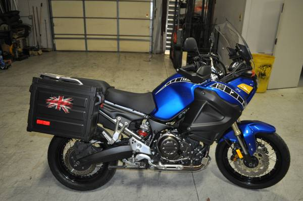 Photo 2012 Yamaha Super Tenere - $6,500 (COMMONWEALTH MOTORCYCLES)