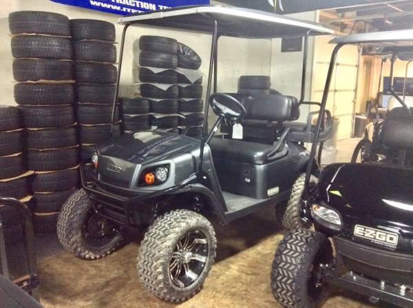 Photo 2020 E-Z-GO Express S4 Elite Custom 4 passenger Golf Cart - $9999 (AACO EVANSVILLE)