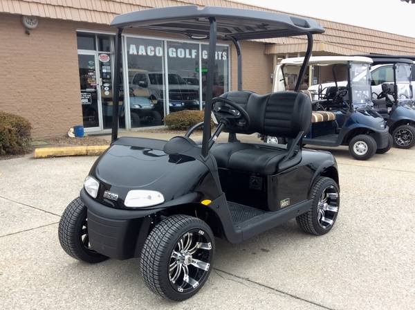 Photo 2020 E-Z-GO RXV Elite Lithium Electric Golf Cart Maintenance Free (AACO EVANSVILLE)