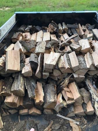 Photo Firewood - Seasoned - Delivery Option - $70 (BloomingtonNashville, IN)