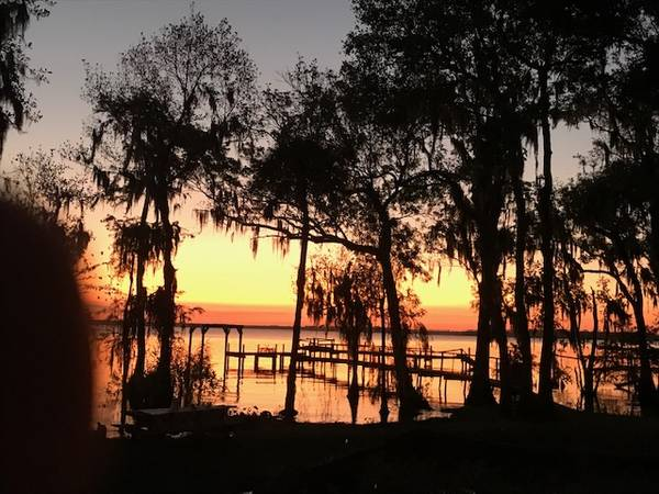 Photo Florida Waterview Winter Home (Crescent City, FL)