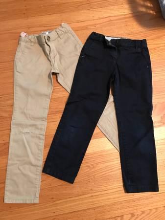 Photo Girls size 8 uniform shorts in the making (Upper Highlands)