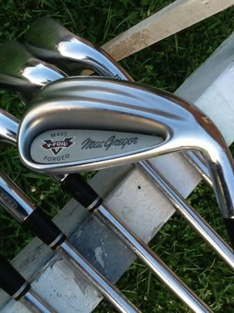 Photo Golf Club Set-MacGregor Vintage - $150 (Bardstown, Ky.)