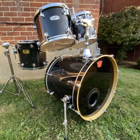 Photo Mapex Pro M Maple Drums - $300 (louisville)