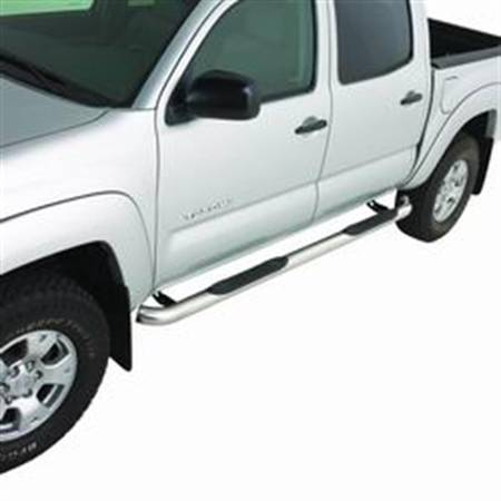 Photo New Smittybilt Stainless Steel Curved Nerf Step Bars For Hilux - $150 (Cecilia, KY)