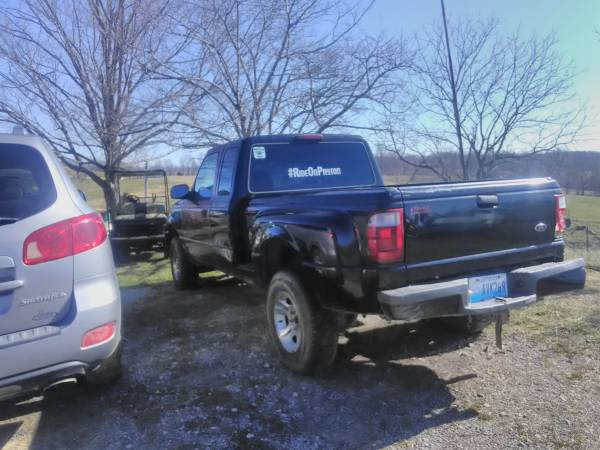 Photo PARTING OUT COMPLETE 2001 FORD RANGER quotEDGEquot STEPSIDE-CLEAR TITLE - $1 (Caneyville)