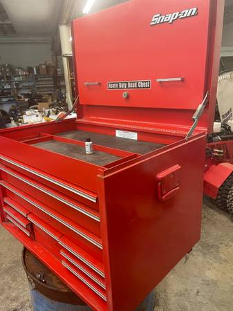 Photo Snap-On Road Box KRA62C toolbox - $1,400 (Owensboro)