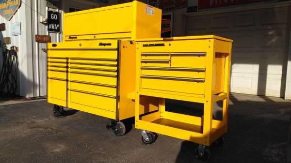 Photo Snap-On tool box set - $3,300 (Bedford Indiana)