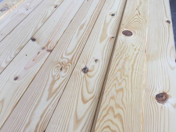 Southern Yellow Pine Tongue And Groove Flooring 1 Allensville