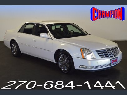 Photo Used 2007 Cadillac DTS Luxury I for sale