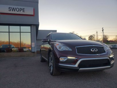 Photo Used 2017 INFINITI QX50 AWD w Technology Package for sale