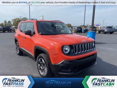 Photo Used 2017 Jeep Renegade 4WD Sport w Power  Air Group for sale