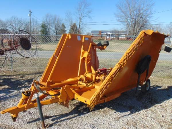 Photo Woods HD315 Batwing Mower, 1539, 540 PTO - $3500 (Garfield)