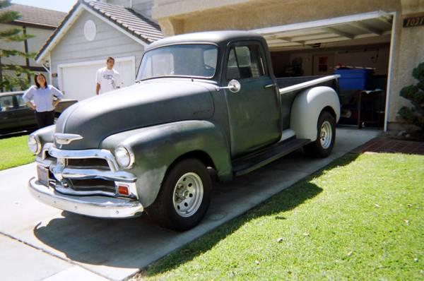 Photo 1954 Chevy 283 1st Series - $10500 (Palm Desert)