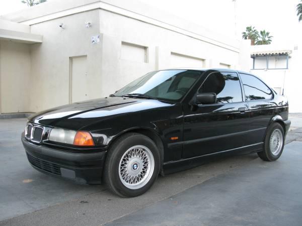 Photo 1998 BMW 318ti - $3200 (Palm Springs)