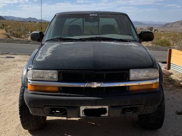 Photo 1999 Chevy S-10 - $5,000 (Twentynine Palms)