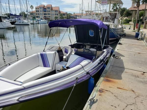 Photo 1999 Team Hawaiian 2139 Open Bow Jet Boat - $25,000 (Ponte Vedra)