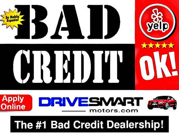 Photo 1 STORE for BAD CREDIT NO CREDIT  BEST YELP REVIEWS on CRAIGSLIST - $10,997 (CREDIT PROBLEMS CALL THE 1 YELP DEALER 760-818-0474)