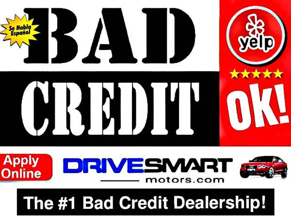Photo 1 STORE for BAD CREDIT  WE39LL BEAT ANY DEALER ON CRAIGSLIST - $10,997 (CREDIT PROBLEMS APPLY ONLINE with THE 1 YELP STORE)