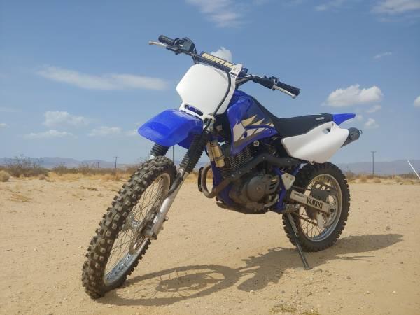 Photo 2005 Yamaha TTR125 - $2,400 (29 Palms)