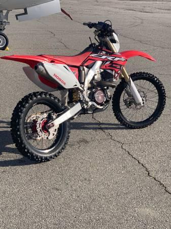 Photo 2007 Honda crf 450 - $4,500 (La quinta)