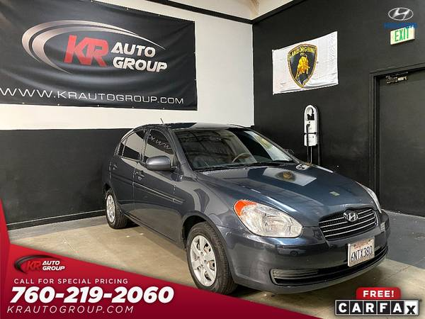 Photo 2011 HYUNDAI ACCENTAUTOMATICCOLD ACNICE CAR - $4,950 (Palm Desert)