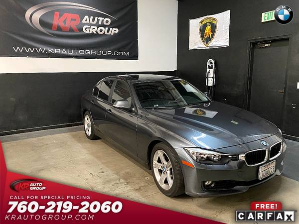 Photo 2014 BMW 328ISPORT MODEL1 OWNER CARVERY NICE CAR. - $11,950 (Palm Desert)