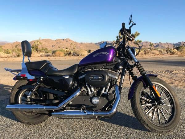 Photo 2014 Harley Davidson Sportster 883 Ironman - $6,800