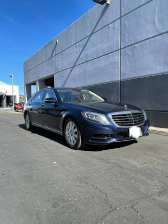 Photo 2014 Mercedes S550 - $32,500 (Palm Springs)