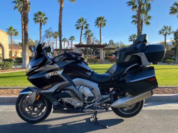 Photo 2018 BMW K1600 GTL MOTORCYCLE - $18,900 (PALM SPRINGS)