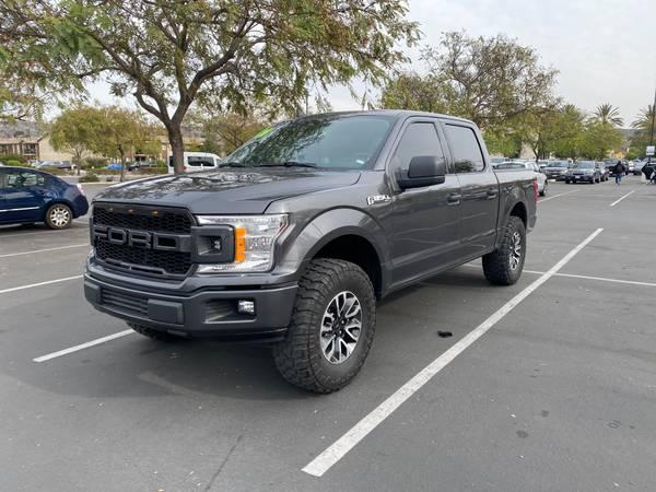 Photo 2020 Ford F-150 ( salvage ) - $29,995 (La)