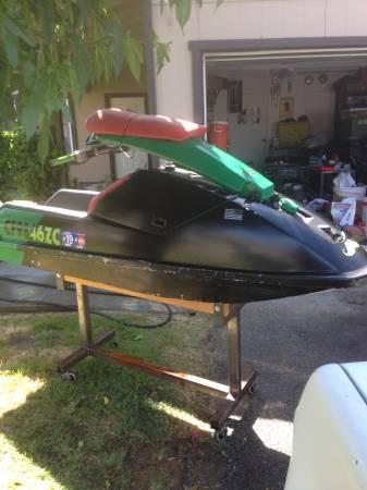 Photo 650sx Stand up Jet Ski - $1200