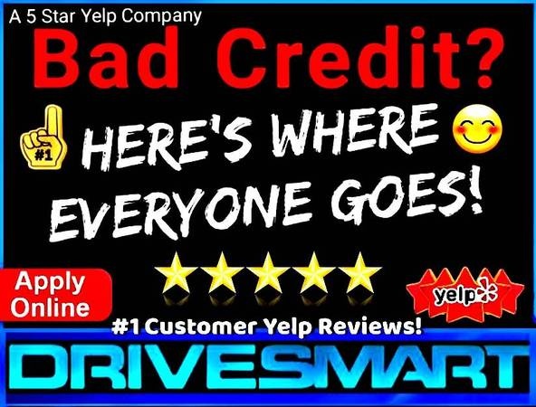 Photo BAD CREDIT NO CREDIT  HERE39S WHERE EVERYONE GOES 1 YELP REVIEWS - $10997 (CREDIT PROBLEMS CALL THE 1 YELP DEALER 760-818-0474)