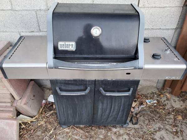 Photo BBQ grill - $50 (Thousand Palms)