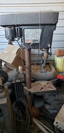 Photo Craftsman 15.5quot Drill Press - $200 (La Quinta)