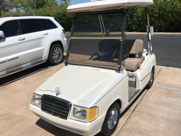 Photo Golf Cart Golf Country By Western - $3500 (Indio)