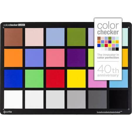 Photo GretagMacbeth Color Checker - $45 (Indio)
