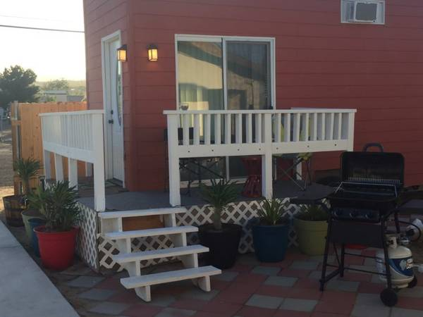 Photo Guest House Tiny Home For Rent - Fully Furnished - Utilities Included. (Joshua Tree)