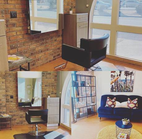 Photo Hair Salon with six stations 4-Sale(Centrally located in Palm Desert) - $35,000 (Palm Desert)