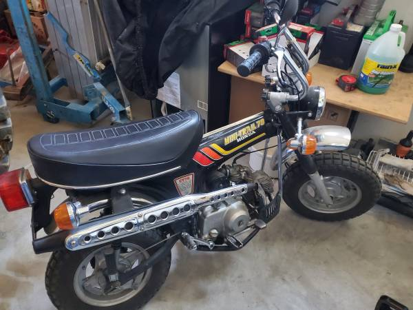 Photo Honda trail 70 - $2695 (Bermuda dunes)