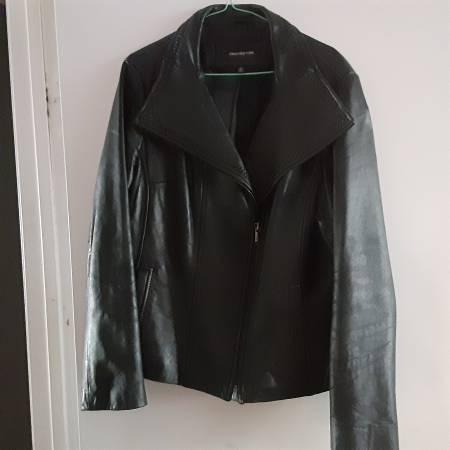 Photo Leather Jacket Jones of New York - $30 (Indio)