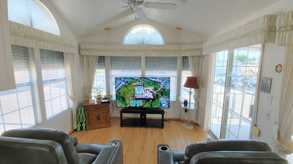 Photo Park Model Home with land - $59,500 (Indio)