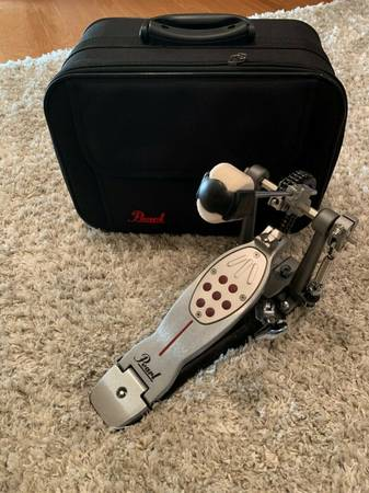 Photo Pearl Redline Eliminator Bass Drum Pedal 39AS NEW39 - $150 (Palm Springs)