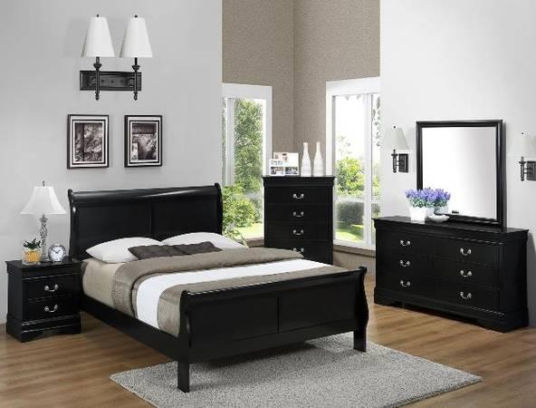 Photo Queen Bed New Set - $588 (moreno valley)