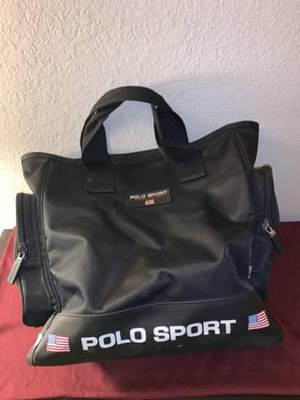Photo Ralph Lauren Polo Sport Vintage Bag - $30 (Palm Desert)