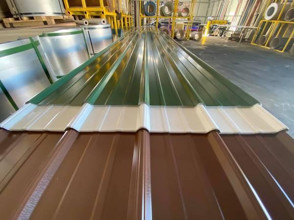Photo Roof panels  Carports-Metal Buildings-Garages - $1 (Downey)