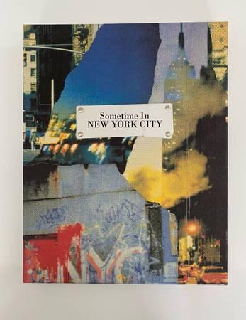 Photo Sometime In New York City Book John Lennon Yoko Ono Bob Gruen - $595 (Rancho Mirage)